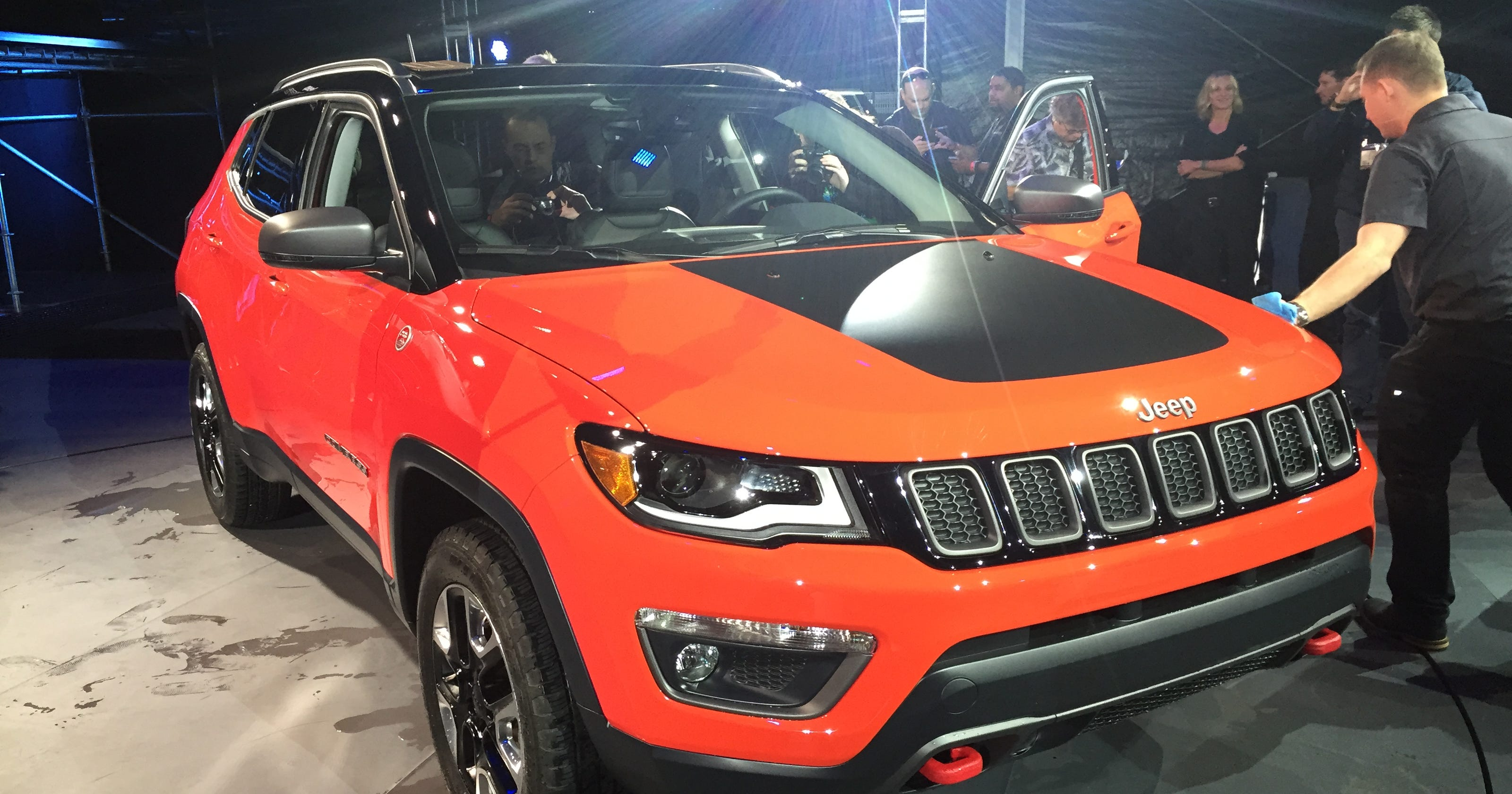 fca to build jeep compass in four plants globally