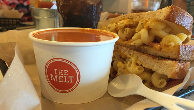 The Melt is located at Foothills Mall in Fort Collins.