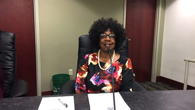 Judy Ritter-Dickson, a York native, was unanimously selected to serve the remainder of a vacant 13-month term on York City Council on Monday.