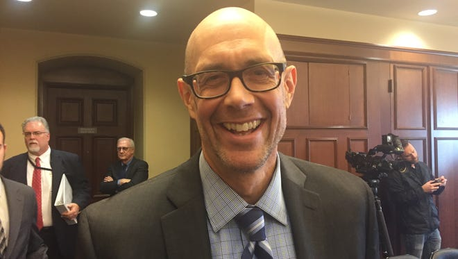 Mark Lowe has been appointed interim director of the Iowa Department of Transportation by Gov. Terry Branstad. The appointment is effective on Nov. 29, 2016.