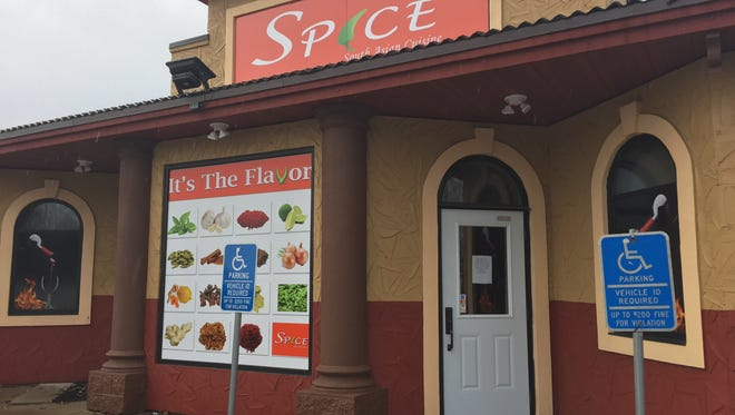 Spice Restaurant has been closed since Nov. 7.
