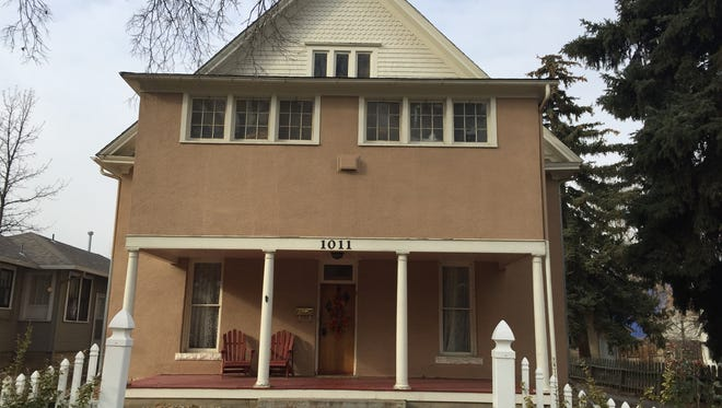 Fort Collins officials have proposed regulations for short-term rentals, such as rooms offered in this house on Remington Street through Airbnb.