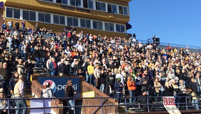 Dresden fans in Cookeville.