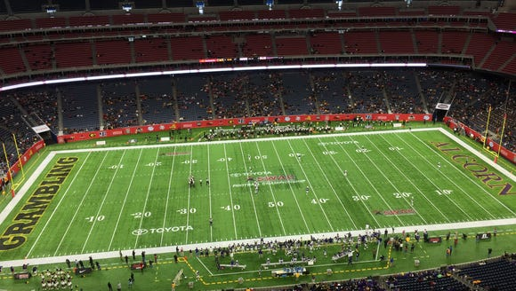 Grambling and Alcorn State play for the 2016 SWAC championship