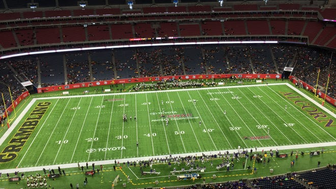 Grambling and Alcorn State play for the 2016 SWAC championship game in Houston.