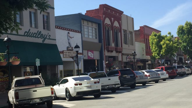 FILE PHOTO: Oldtown Salinas is seeing an uptick in business especially around the holiday season.