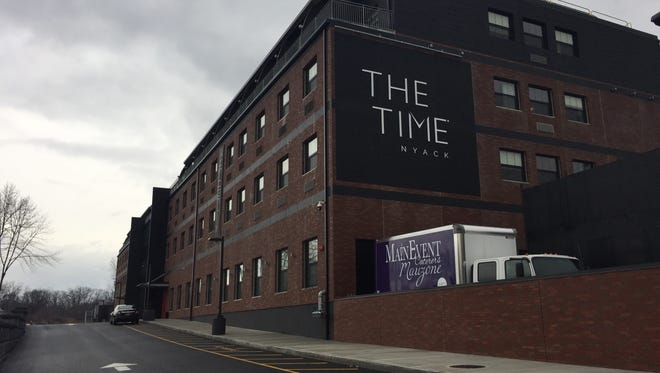 The TIME Hotel seen here on Dec. 12, 2016.