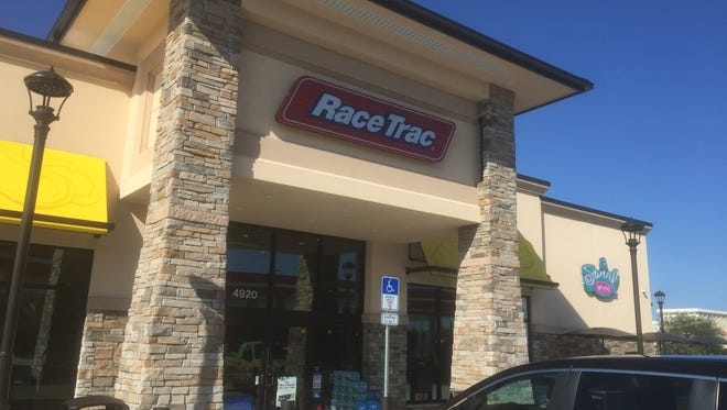 On Tuesday RaceTrac opened a nine-pump gas station/convenience store at 4960 N. Wickham Road in Melbourne.