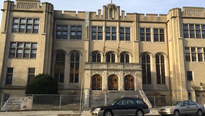 The former St. Denis School in Yonkers.