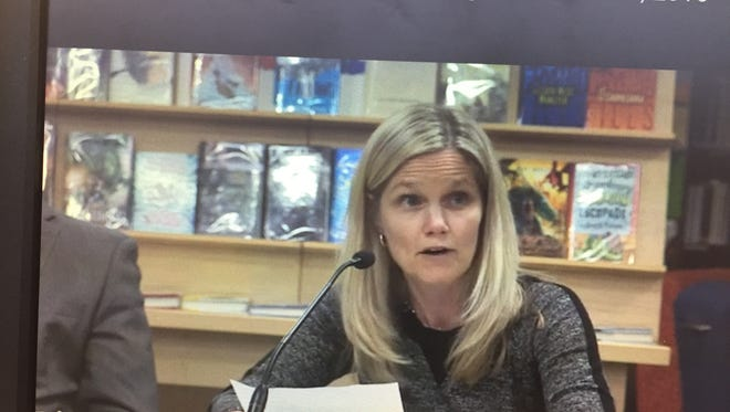 School Board Clerk Julie Beatty, announced that she will not be running for reelection on Dec. 21, 2016.