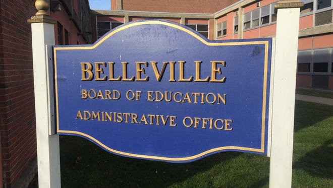 The administrative offices of the Belleville Board of Education