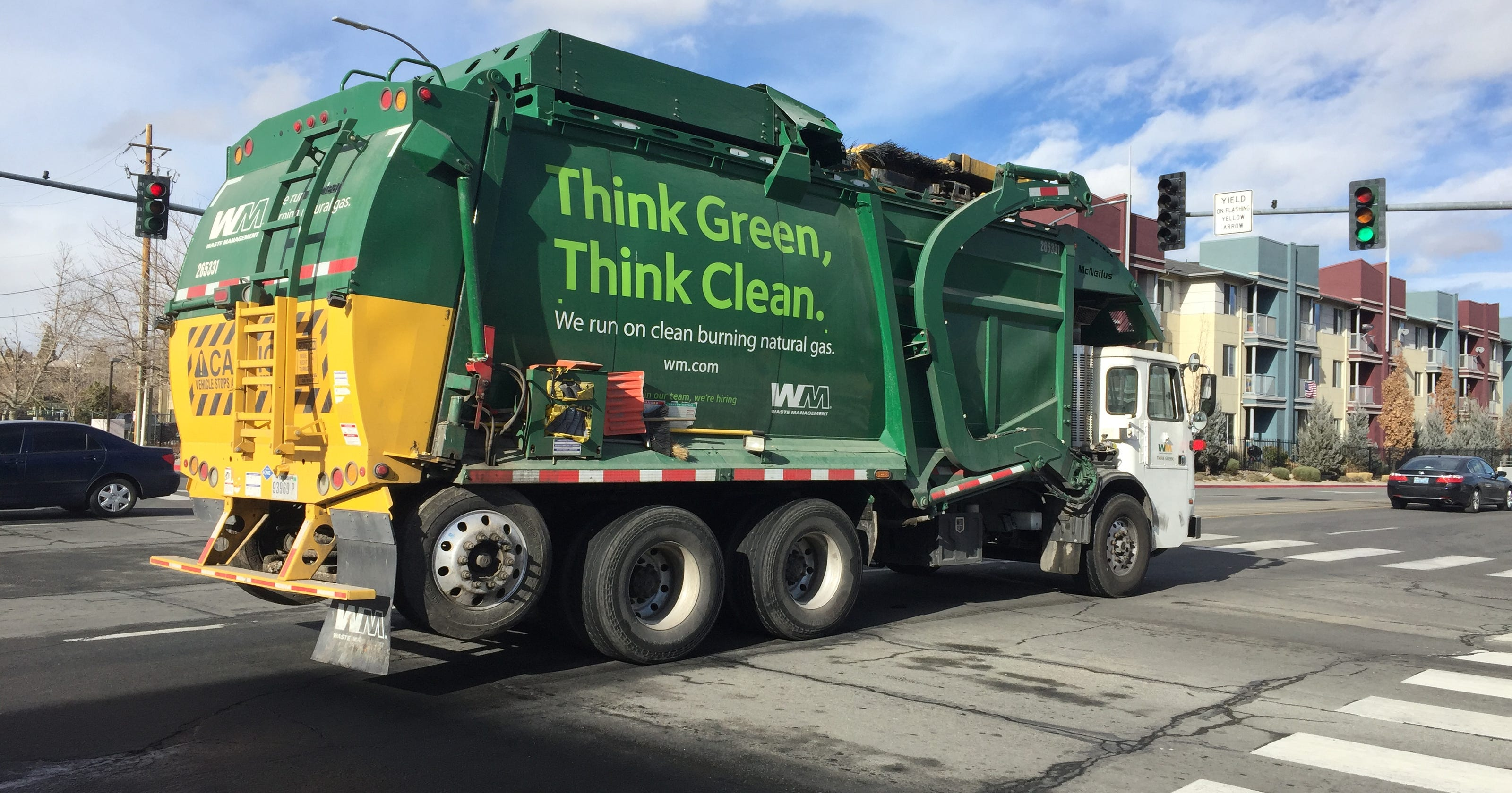Lawmakers Eye Breakup Of Nevada Commercial Waste Monopolies In Reno