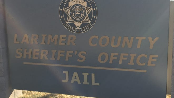 Four inmates rioted at the Larimer County Jail on Thursday.