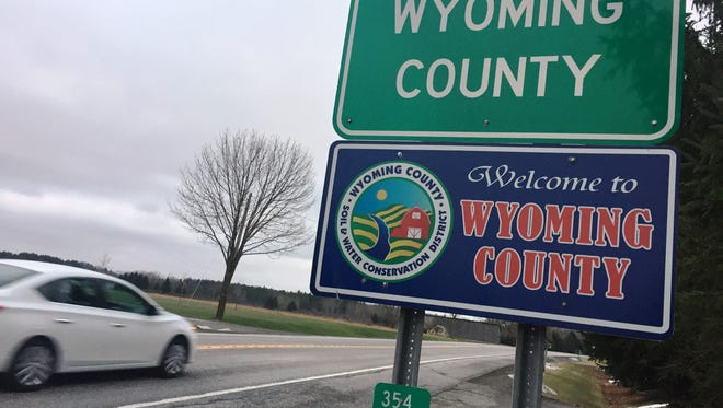Wyoming County backed Donald Trump more than any other county in the state, with 72 percent of voters backing the Republican candidate.