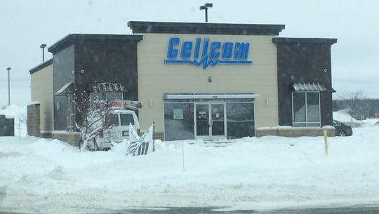 The new Cellcom store located in Plover's Crossroads