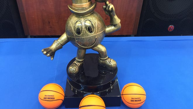 A Gus Macker 3-on-3 basketball tournament will take place July 14-16 at Meridian Mall.