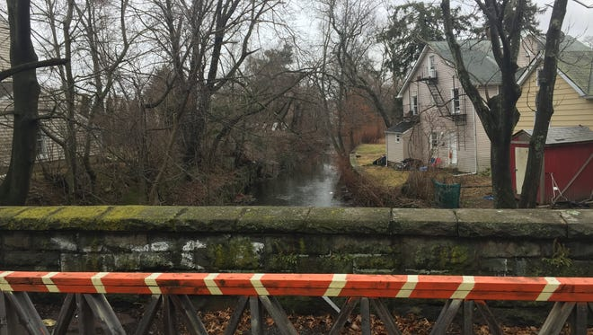 The Hillside Avenue bridge in Mamaroneck will be replaced with help froma  $2.8 million grant from the state Department of Transportation