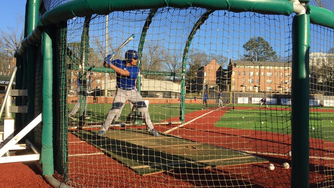 Louisiana Tech's J'Mar Smith is attempting to play both football and baseball this season.