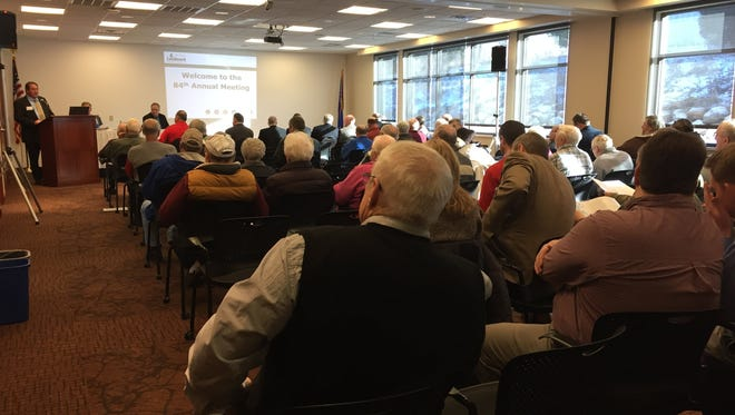Landmark Services Cooperative hosted its 84th annual meeting of its members on January 12.