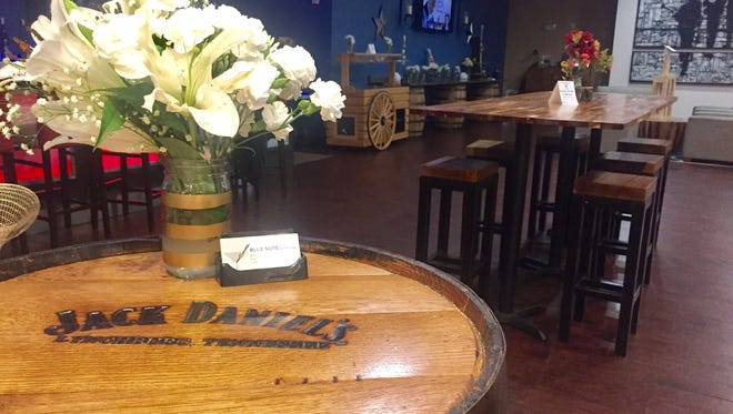 Blue Note Whiskey Bar is located inside the Holiday Inn, just off Medical Center Parkway on Silohill Lane in Murfreesboro.