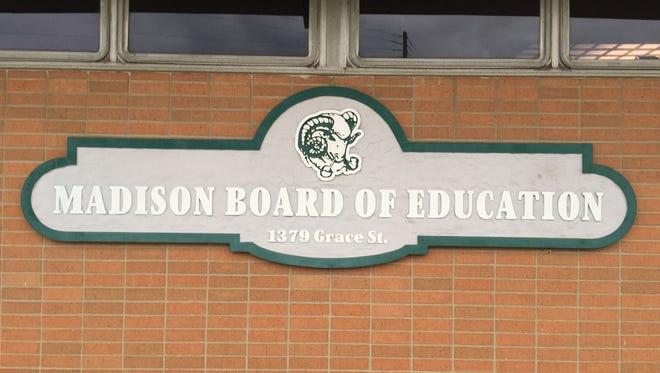 Madison Local Schools board of education