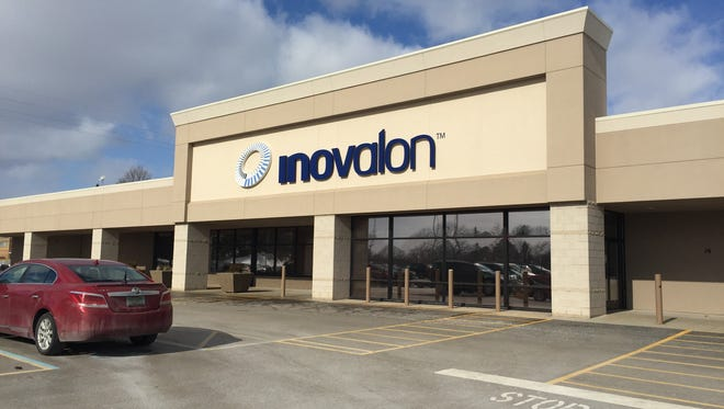 Inovalon, located at 3301 E. Michigan Ave. will close down this summer, eliminating 118 jobs
