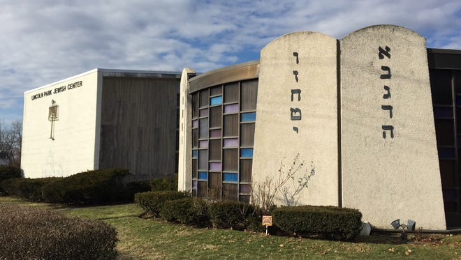 The Lincoln Park Jewish Center in Yonkers.