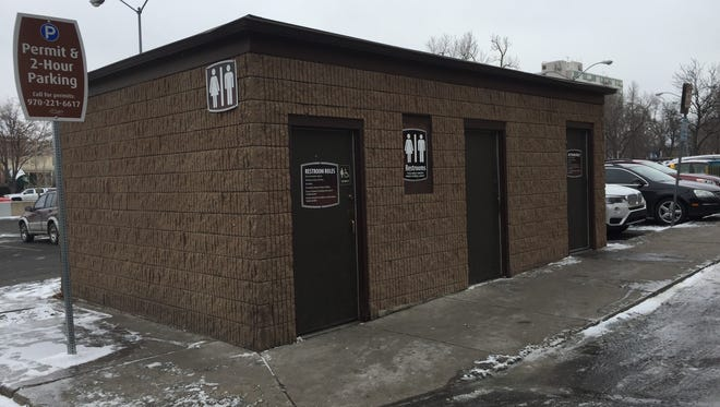 A proposal to replace a public restroom in downtown Fort Collins has raised concerns with local business owners, who worry a new facility would become a hangout for transients.