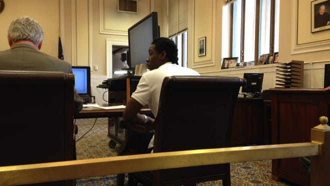 Levenski Crossty awaits his trial to begin Tuesday in Hamilton County Common Pleas Court.