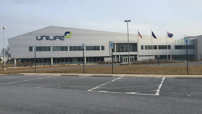 Unilife Corp. and its two U.S. subsidiaries filed for Chapter 11 bankruptcy protection Wednesday in U.S. Bankruptcy Court in Wilmington, Delaware citing assets of $82.9 million and debts of $201.1 million.