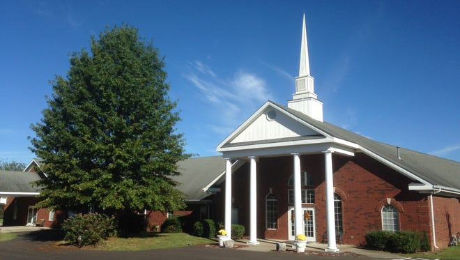 Blackman United Methodist Church is located at 4380 Manson Pike in west Murfreesboro about a couple miles west of the Interstate 24 exit to Fortress Boulevard.