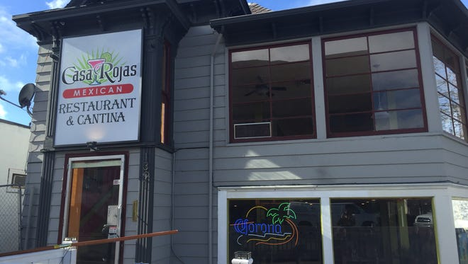 Casa Rojas opened in February, serving Mexican favorites, local sports and plenty of drinks.