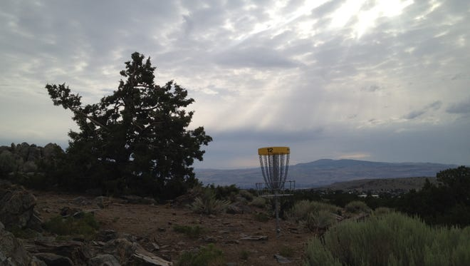 The Reno Disc Golf Association, in conjunction with Washoe County Parks, will host the third annual Cupid's Crush Disc Golf Tournament on Saturday at The Lizard Peak Disc Golf Complex, at the Sun Valley Regional Park.