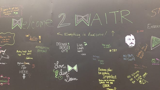 Waitr, which is based in Lafayette, recently got a $10 million investment from Drew Brees.