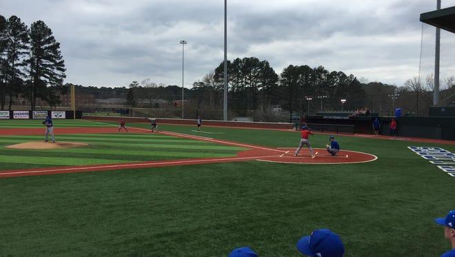 Louisiana Tech will open the 2017 baseball season Friday against Arkansas-Pine Bluff.