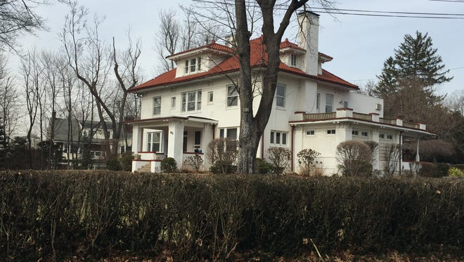 Mansion at 22 New York Avenue South in White Plains could become a group home for developmentally disabled adults.