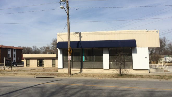 Entrepreneurs Jennifer Leonard and Curtis Marshall want to open a microbrewery and lease commercial space from these two buildings in Springfield's Rountree neighborhood, shown here on Feb. 10, 2017.