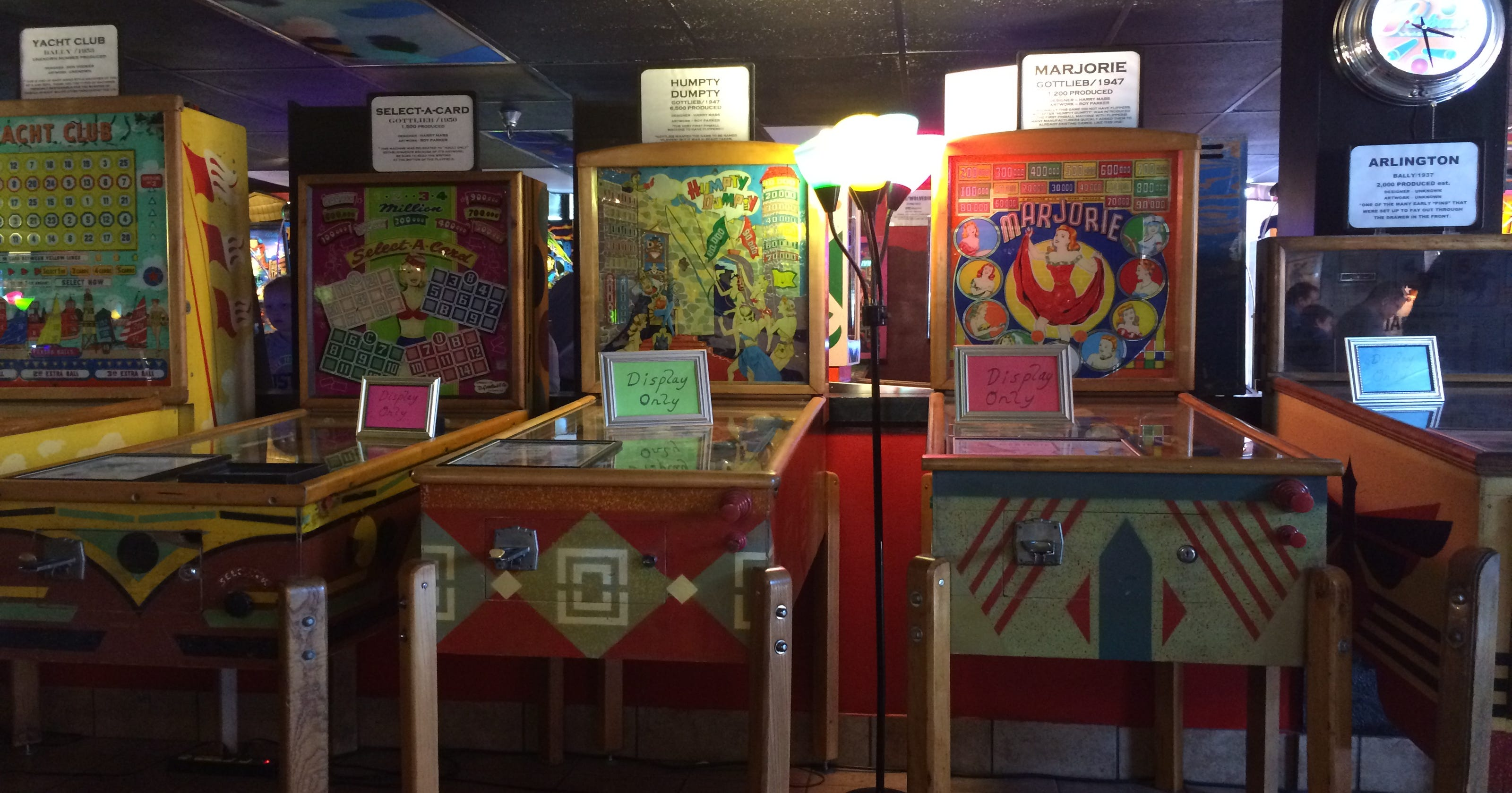 Asheville Pinball Museum offers history, all-day play