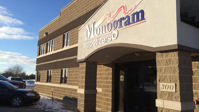 The owners of Monogram Appetizers say they plan to continue to add jobs and expand operations in Plover.