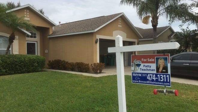 Single-family home sales in Brevard rose nearly 3 percent in January compared with a year earlier.