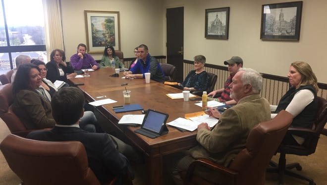 The Parking Commission met on Wednesday to vote to keep the first hour free program in Downtown.