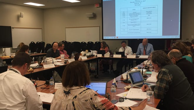 Williamson County Schools will propose a $346 million budget for the 2017-18 school year.