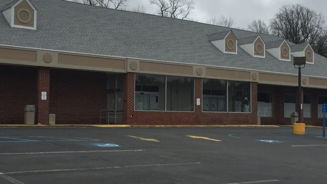 The former A&P at 668 Central Park Ave. in Greenburgh is to be converted into a 24 Hour Fitness club.