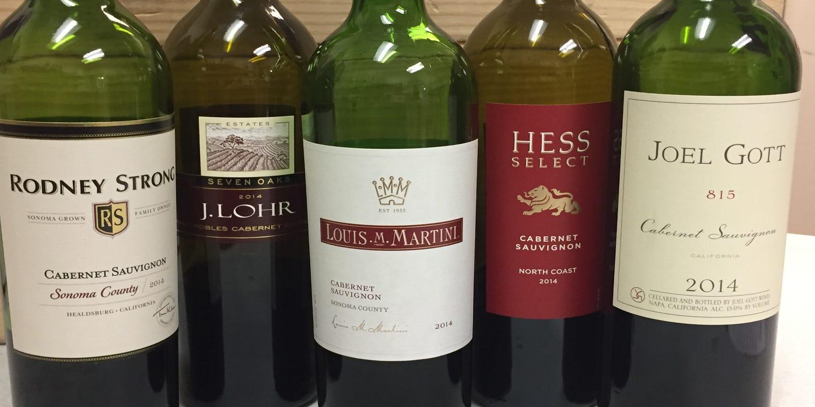 5 Cabernet Sauvignons Worth Trying