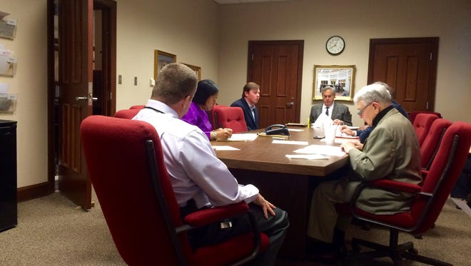 The Jackson Beer Board met for its monthly meeting Tuesday. The board approved two permits and denied one.