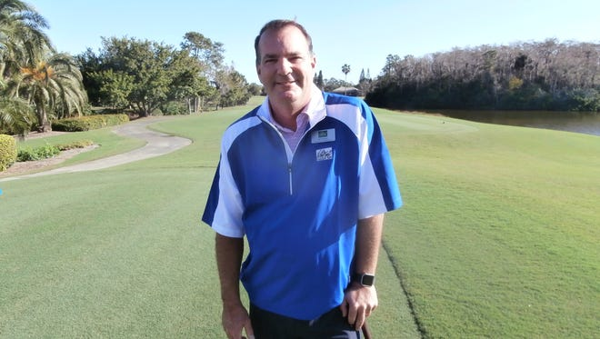 Bill Harley, the new director of golf at the Wildcat Run Golf & Country Club, is highly familiar with the course, his predecessor and our area.