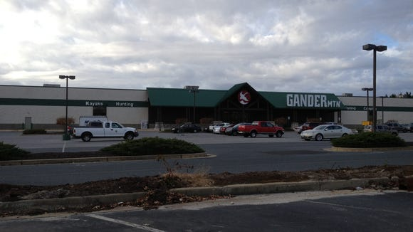 The Gander Mountain on North Salisbury Boulevard is