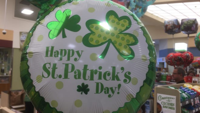 Consumers will spend billions of dollars this St. Patrick's Day.