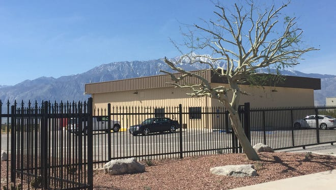 Pineapple Express is a marijuana business located in Desert Hot Springs.
