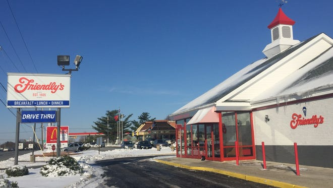 The Mount Laurel Friendly's was the first location in the state to get a drive-thru.